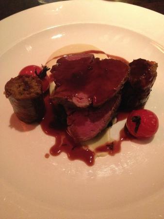 Alfresco Cafe Bar : Fillet of Beef