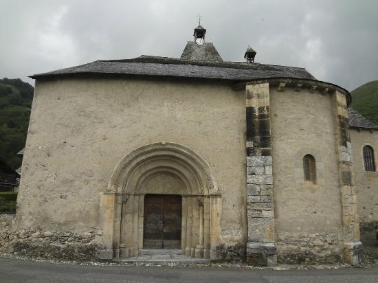 Aucun, Frankrike: Porche de l'église