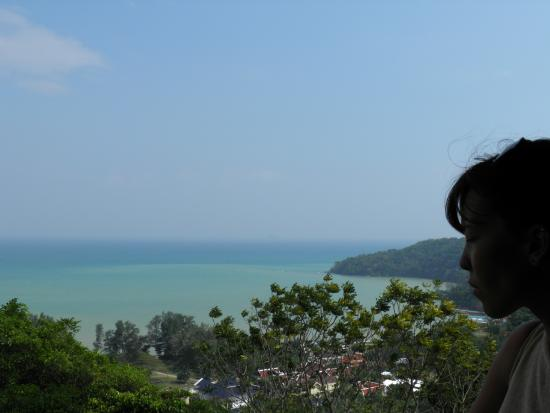 Monkey Viewpoint on Ko Sirey