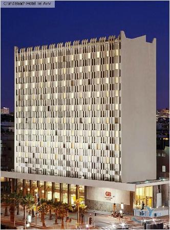 Grand Beach Hotel: Внешний вид отеля