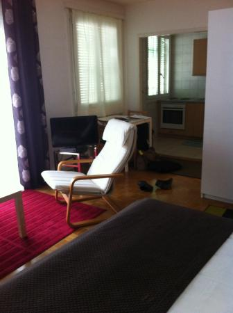 Bellerive Hotel : Studio
