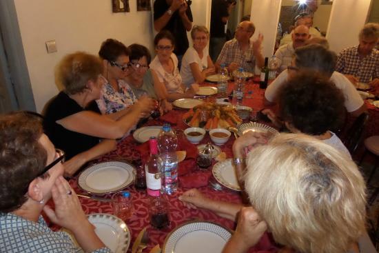 Riad Farah: repas ensemble