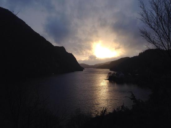 Haukeland, Noruega: Bratland Camping