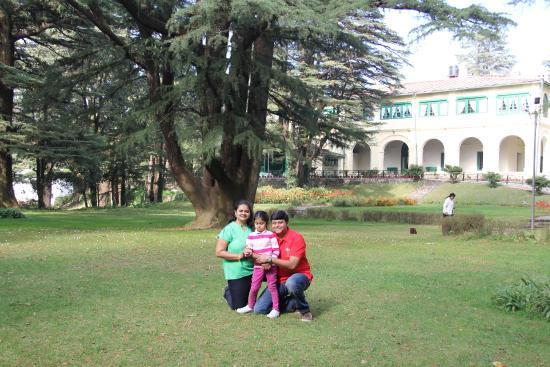 Nainital Governor's House: Rajbhavan Office