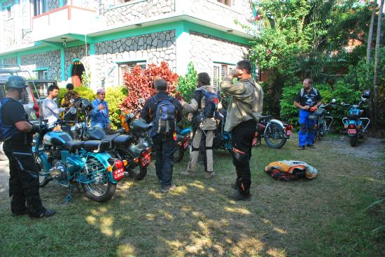 New Pokhara Lodge: Welcome Reception