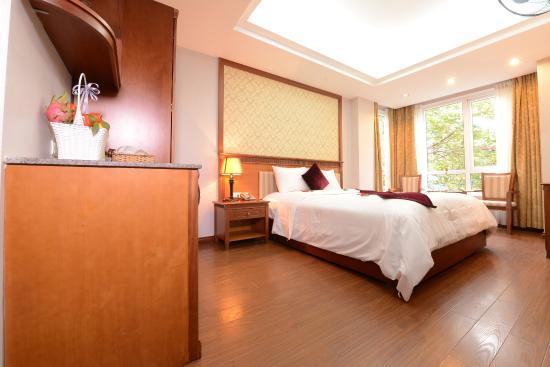 Golden Legend Hotel: Deluxe