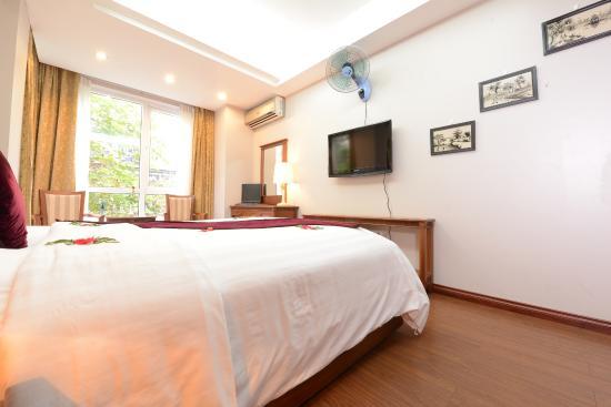 Golden Legend Hotel: Deluxe room