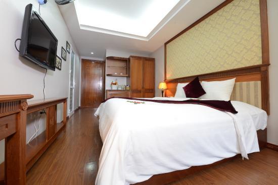 Golden Legend Hotel: Superior double
