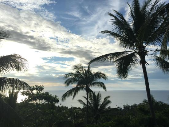 Koh Tao Star Villa: view from own Terasse
