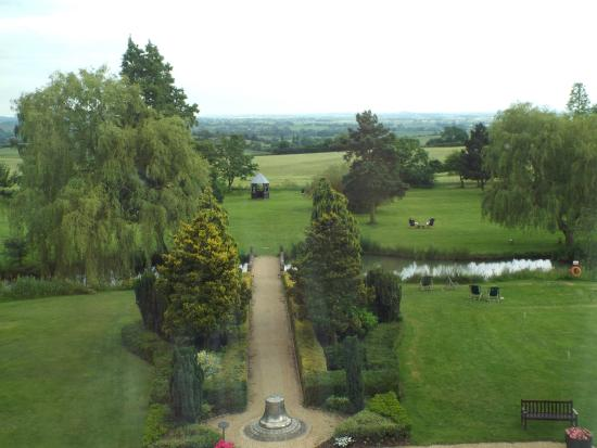 Ragdale Hall Health Hydro & Thermal Spa: view from room