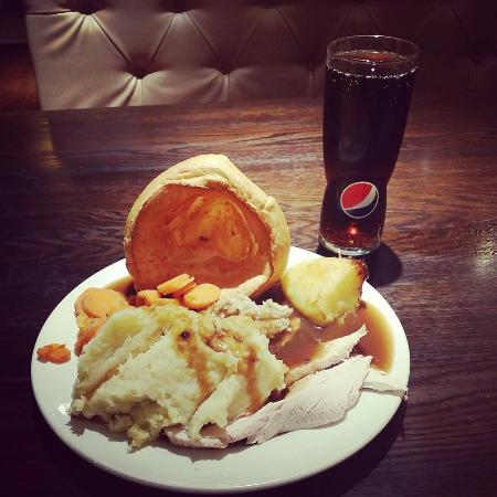 Toby Carvery Lincoln: My Toby !