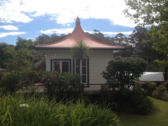 Pagoda Lodge: the Jade House