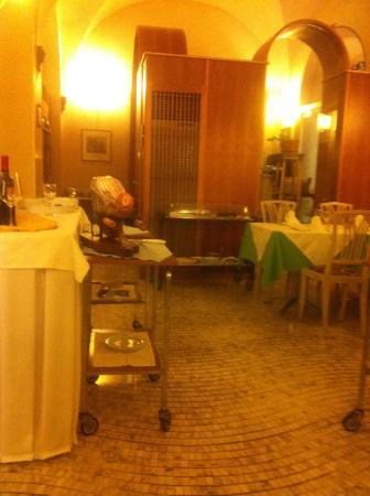 Hotel La Rosetta: ristorante