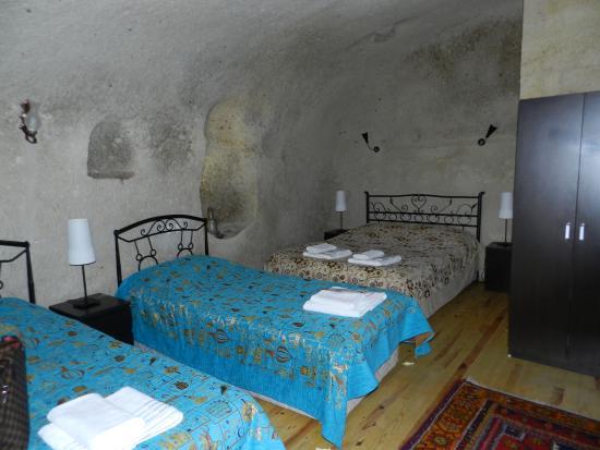 Karadut Cave Hotel: Cave room