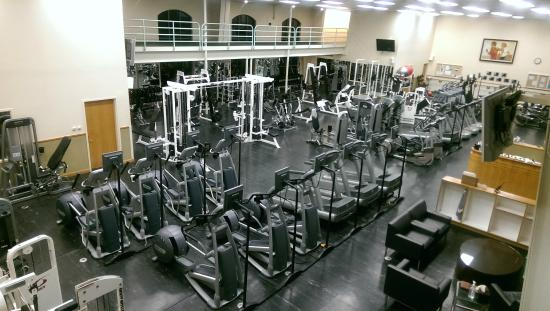 Gym picture of four seasons resort and club dallas at