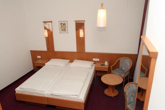 Haydn Hotel Vienna: Doppelzimmer