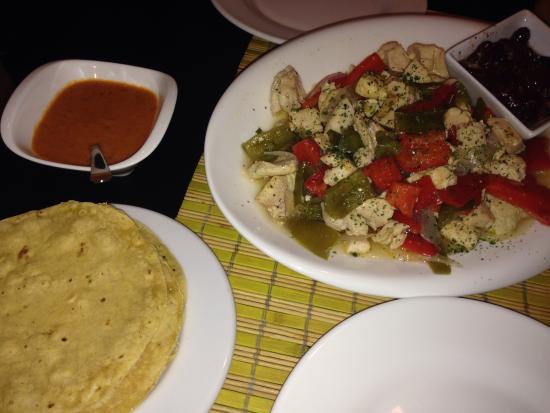 Tacos & Tapas: Fajitas