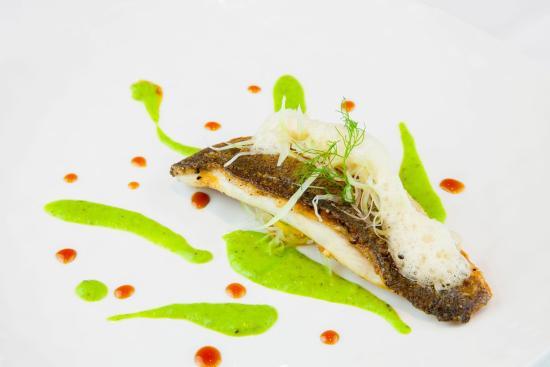 Sensi Restaurant: Sicilian seabass