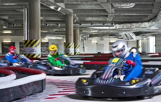 PitStop Gdańsk Go-kart Track