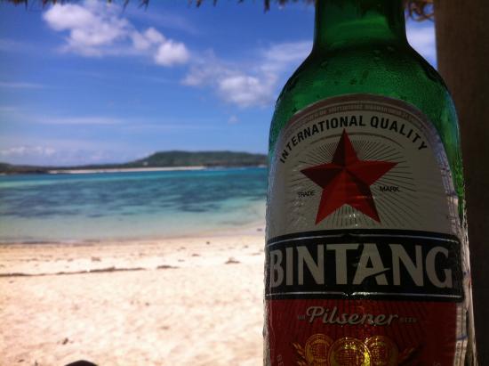 Warung Turtle : La bière ici a une saveur toute particulière