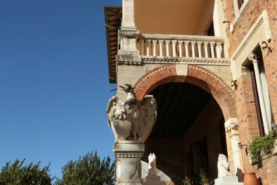Park Hotel Villa Ariston : Символ отеля