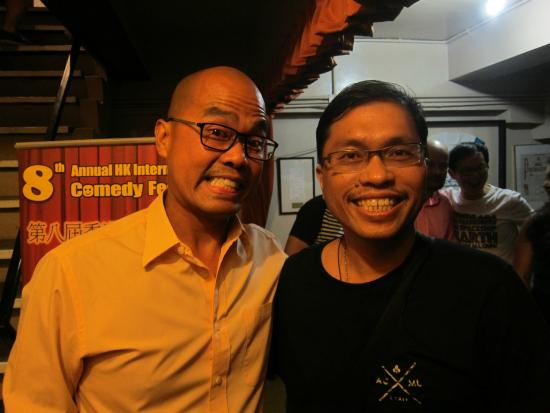 take out comedy's jami gong