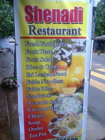 Shenadi Restaurant