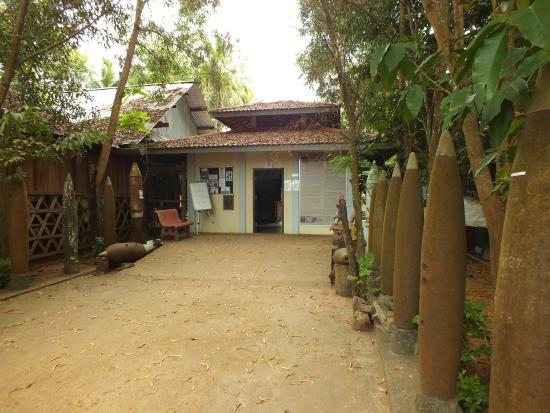 Landmine Museum - Picture of Cambodia Landmine Museum ...