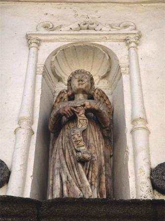 Chapel of Sao Joaozinho (Evora)