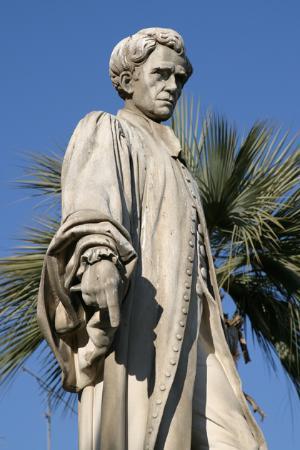 Statue de Lord Brougham