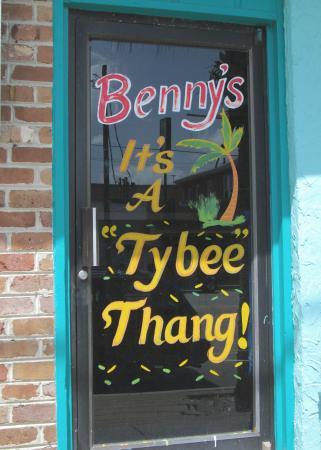 Benny's Tybee Tavern
