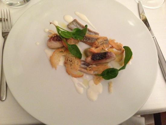 cucina cereda pesccato del giorno pesce spatola