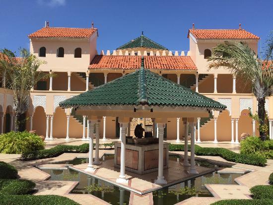 Cap Estate, Saint Lucia: the beautiful architecture of the spa