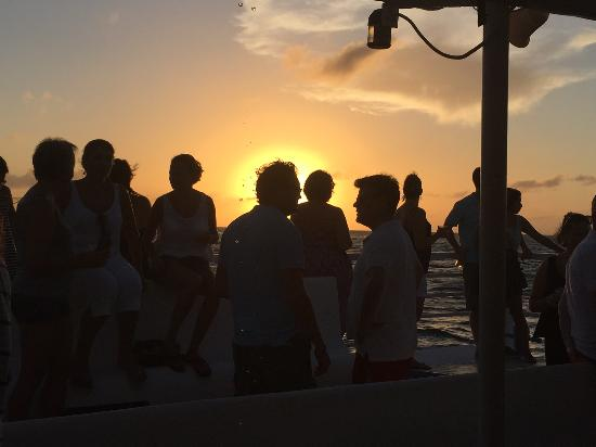 Cap Estate, Saint Lucia: a memorable evening