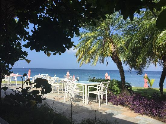 Cap Estate, Saint Lucia: somewhere for breakfast?