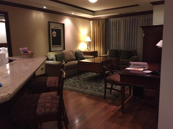 Mercure Casa Veranda Guatemala: Nice Suite!!!