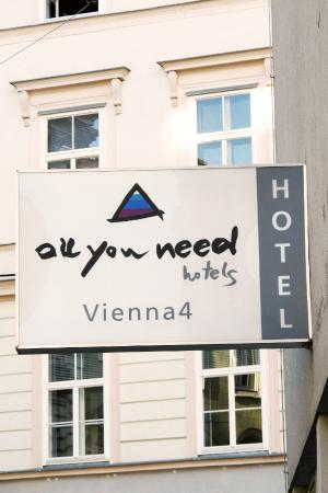 AllYouNeed Hotel Vienna 4