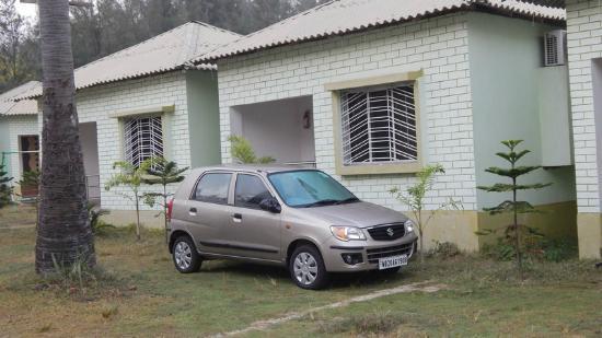 Tajpur, India: Cottage we stayed