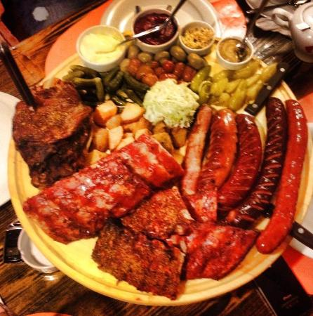 Vienna ribs: The big assortment ))))