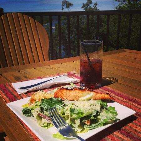 Stonewater Cove Resort and Spa : best food I have ever had!