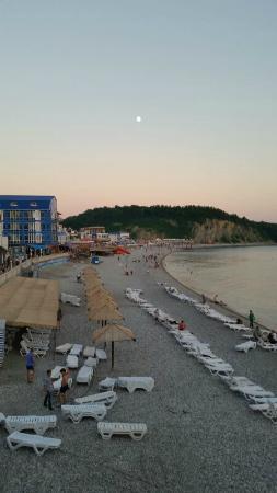 Orbita: Private Beach Area
