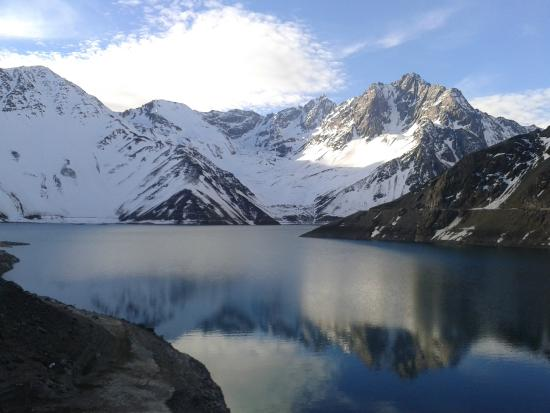 San Jose de Maipo, Chili: Embalse el Yeso