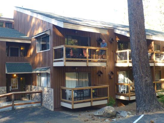 Yosemite West Condominiums: B206