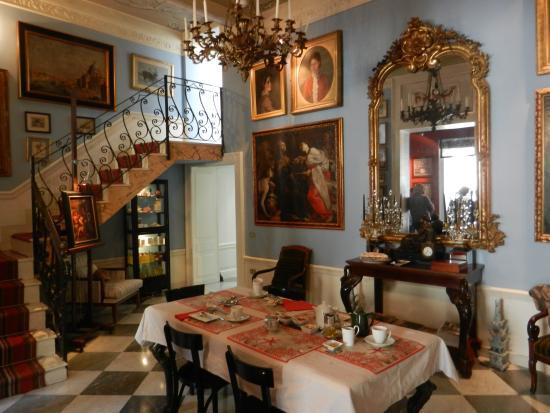 Casa D'Anna: living room
