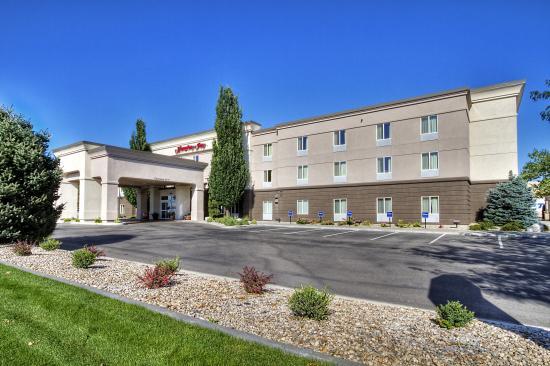 Hampton Inn Twin Falls Idaho: Hotel Exterior