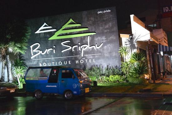Buri Sriphu Boutique Hotel : Boutique Hotel