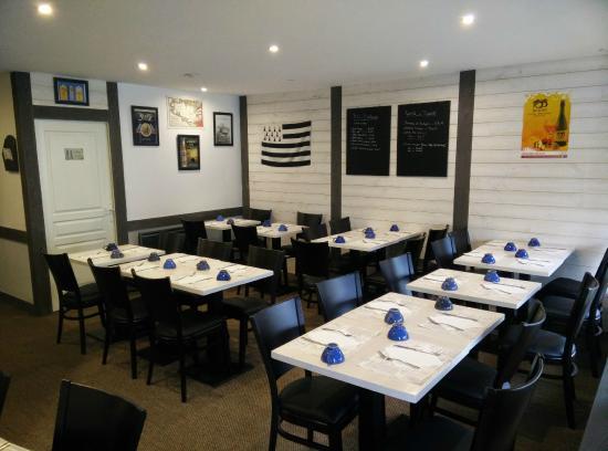 La galette d'or : Rénovation de la salle - Novembre 2014