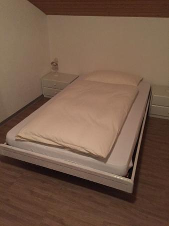 Seehotel Bönigen: single room