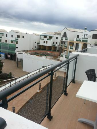Be Live Experience Lanzarote Beach: Building Works