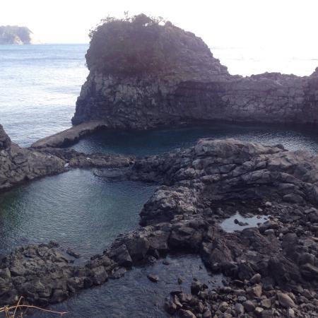 Oedolgae: Natural Rock Pools